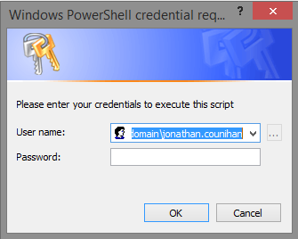 PowerShell Capture Credentials